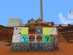 Super Craft Bros (Super Mario Bros. Texture Pack) Minecraft Texture Pack