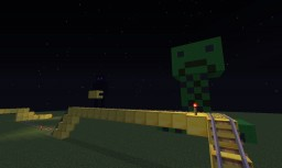 Rollercoaster2,by,Newsmasher Minecraft Map & Project