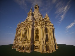 Church of our lady dresden Minecraft