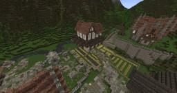 Midlen Tavern Minecraft Map & Project
