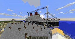 R.M.S Lucia Minecraft Map & Project