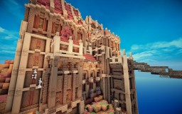 Dunespike: a Desert Castle Minecraft Map & Project