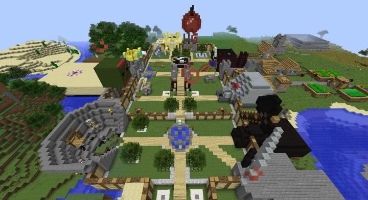 MidNight Games Network main Lobby
