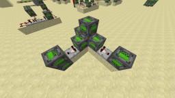 Detonating Bombs Launcher Machine Schematic