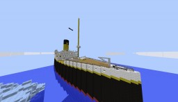 1:1 rms titanic 1912  (alpha) Minecraft Map & Project