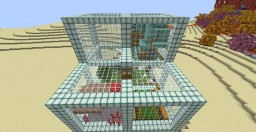 underwater living dome Minecraft Map & Project