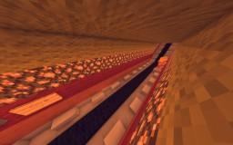 Minecraft Rollercoaster (No Rails!) Minecraft