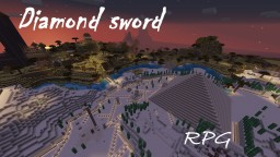 Diamond Sword RPG  (A Zelda inspired map) Minecraft Map & Project