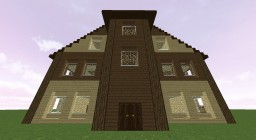 Big House 1 Minecraft Map & Project
