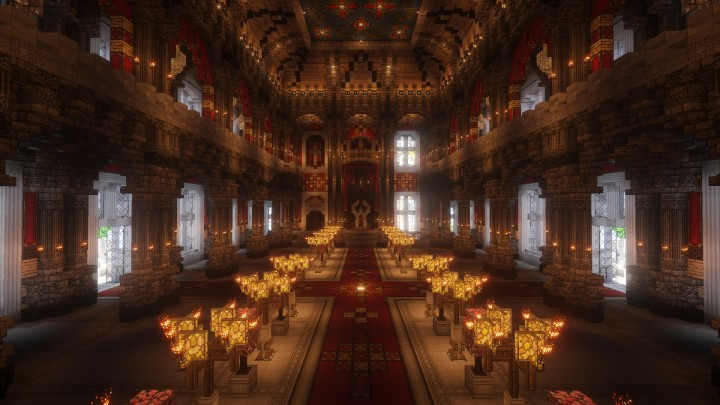 Grand Throne Room