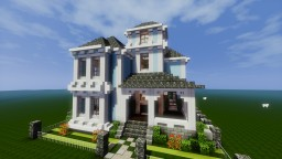 Mansion 002 Minecraft