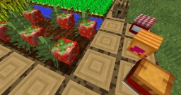 [1.8+] One Command - Strawberries, Jam, Jam Bread, Jelly sandwiches, and Barrels!