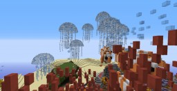 marine reef Minecraft Project