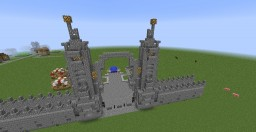 Midieval Village (work in progress) Minecraft Project