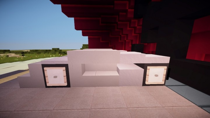 bugatti veyron v2 minecraft project. Black Bedroom Furniture Sets. Home Design Ideas