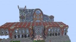 Miria Castle Minecraft Map & Project