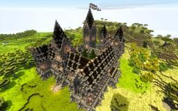 Psykoschlumpf's Cistercian Abbey Minecraft Project