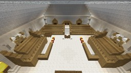 Phoenix Wright Courtroom Minecraft Map & Project