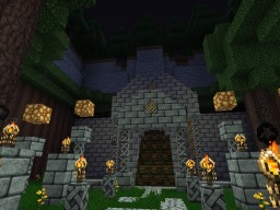 Behind The Bark 2: Kharasi's Curse - Adventure Map Minecraft Map & Project