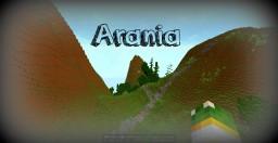 Arania Custom Terrain Minecraft Project