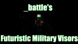 _battle's Sci-Fi Visors