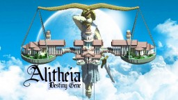 Alitheia - Wings of Justice (Modern Organic Greek Courthouse)(Cinematic)(Pop Reel) Minecraft