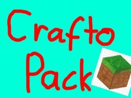 CraftoPack - a hand drawn texturepack
