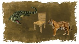 Furniture, Tigers, Crocodiles and Then? Minecraft Blog