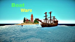 Boat Wars Minecraft Map & Project