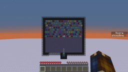 Bubble Shooter Minecraft Project