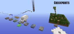 Checkpoints Minecraft Map & Project