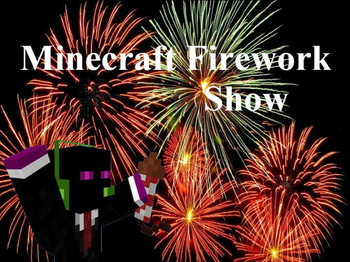 how to make firework mincraft