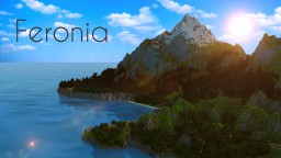 Feronia - Fantasy Island Minecraft Map & Project