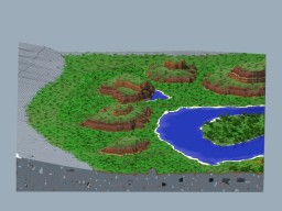 Avereth ~ Custom 5000x5000 Map Minecraft Map & Project