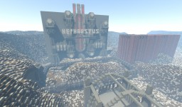 Hephaestus Minecraft Map & Project