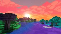 Terraria v2.5 - MineTerra Minecraft Texture Pack