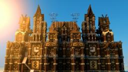 The magician academy Minecraft