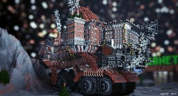 Oldburton - Industrial Revolution Contest - 5th Minecraft Project