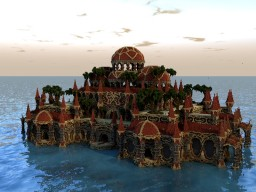 Spawn PvP/faction 250x300 Minecraft Project