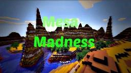 Mesa Madness Minecraft Map & Project