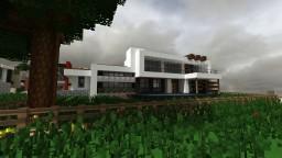 MINECRAFT - House : Aura Minecraft Map & Project