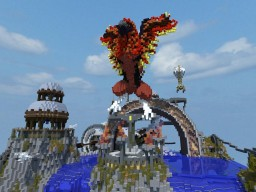 The Phoenix [Creatruth] Minecraft Map & Project