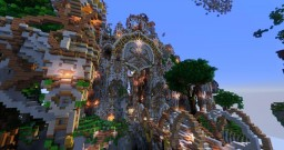 City of heaven Minecraft