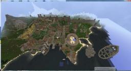 Elba - Capital of Elves Minecraft Map & Project