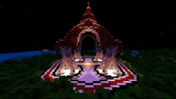 Server Spawn Minecraft Map & Project
