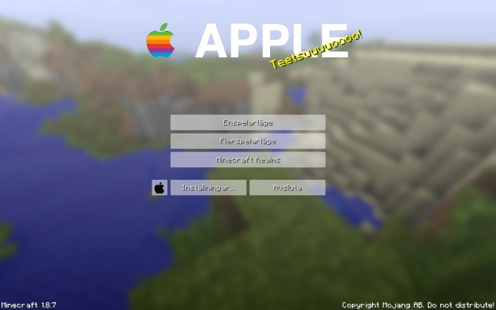 minecraft texture packs for apple mac