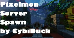 Pixelmon-Server Hub by CybiDuck | Aplonia Minecraft Map & Project