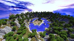 Cargeth - Survival Games Map Minecraft