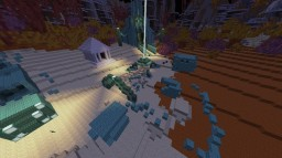 Atlantis Ruins Minecraft Project