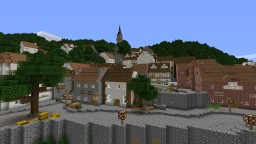 1830s American Town Minecraft Project